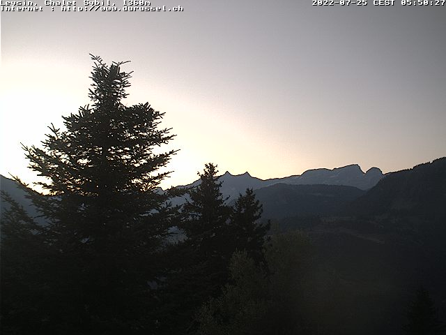 Leysin Webcam