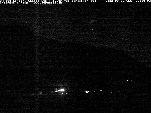Leysin Webcam 2