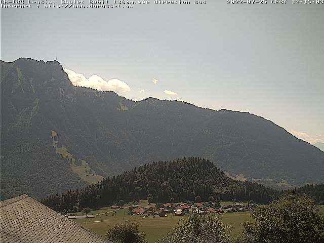 Webcam not available for Leysin